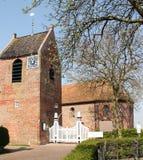 Church of Ezinge royalty free stock images