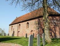 Church of Ezinge Royalty Free Stock Photography