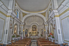 Church of f St. Michael the Archangel Stock Photography