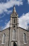 Church facade royalty free stock photo
