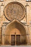 Church facade Stock Photo