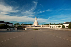 Church of Fatima Royalty Free Stock Images