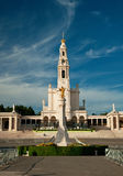 Church of Fatima Royalty Free Stock Photo