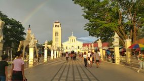 Manaoag Church Royalty Free Stock Photo