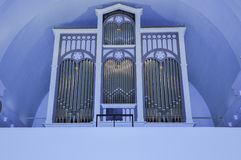 Church of Finland. Royalty Free Stock Image
