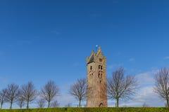 Church of Firdgum Royalty Free Stock Photo