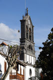 Church in Firgas, Gran Canaria Stock Image