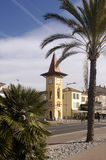 Church of the Fishermen, Cagnes-Sur-Mer,. French Riviera Stock Image