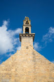 The church of the fishermen in Camaret Stock Photography