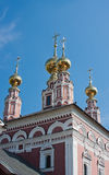 Church  Flora and Lavra Royalty Free Stock Photo