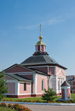 Church  Flora and Lavra Royalty Free Stock Image