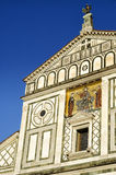 Church in Florence stock photography