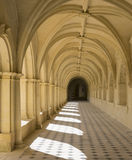 Church of Fontevraud Royalty Free Stock Photography