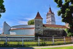 church fortified Στοκ φωτογραφία με δικαίωμα ελεύθερης χρήσης