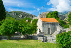 The church in fortress Royalty Free Stock Photos