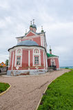 Church of the Forty Martyrs. In Pereslavl-Zalessky, Russia stock photo