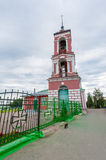 Church of the Forty Martyrs. In Pereslavl-Zalessky, Russia royalty free stock photography
