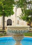Church Fountain Stock Photos