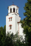 Church fragment Stock Photo