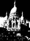 church france paris 免版税库存图片
