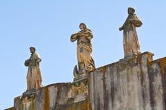 Church of Francescani Neri. Specchia. Puglia. Italy. Royalty Free Stock Photos