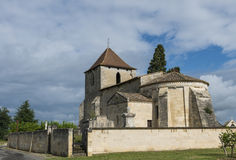Church of Francs Tayac Stock Images