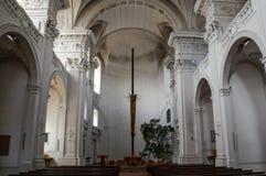 Church of Freiburg University, Germany royalty free stock photo