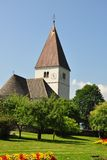 Church in Freiland, Styria, Austria Stock Photo