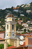 Church in French riviera Stock Image