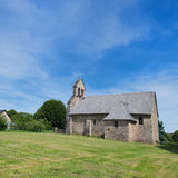 Church in French village Royalty Free Stock Image
