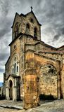 Church of Frias Royalty Free Stock Image