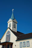 Church in Frutillar Royalty Free Stock Image