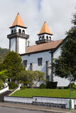 Church Furnas. In Furnas, Azores islands, Portugal Stock Photo