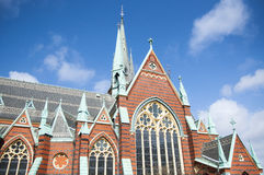 Church in  Gotheberg Stock Image