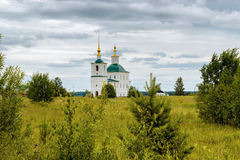 Church in gagarki Royalty Free Stock Photo