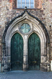 Church gate Stock Images