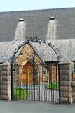 Church gate & doorway Stock Photos