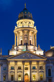 Church at the Gendarmenmarkt Royalty Free Stock Image