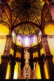 Church. The church is generally considered as a sanctuary Royalty Free Stock Photos