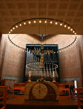 Church in Gentofte. Organ in a Church in Gentofte Royalty Free Stock Photos