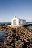 Church, Georgioupolis, Crete Royalty Free Stock Photo