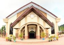 Church Gereja Bartholomeos Borarsi in Manokwari stock photos
