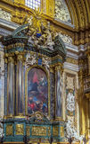 Church of the Gesu, Rome Stock Images