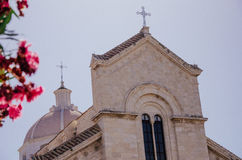 Church in Giovinazzo, Italy Stock Photo