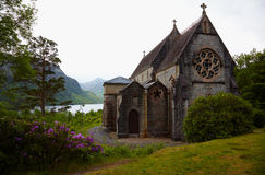 Church in Glenfinnan Stock Images