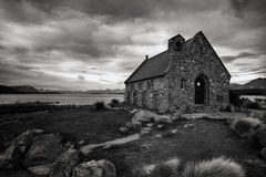 Church of the good shepard stock images