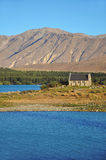 Church of the Good Sheperd, Lake Tekapo Stock Photography
