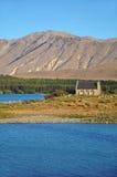 Church of the Good Sheperd, Lake Tekapo Stock Photography