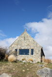 Church of the Good Shepherd. At Lake Tekapo New Zealand Stock Photos