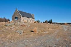 The church of Good Shepherd Stock Photos